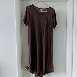 Lularoe Carly dress L